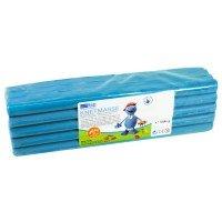 Пластилин классический Becks Plastilin 1000г синий (B100499)