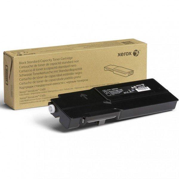 Купить Тонер-картридж лазерный Xerox VL C400/405 Black, 10500 стр (106R03532)