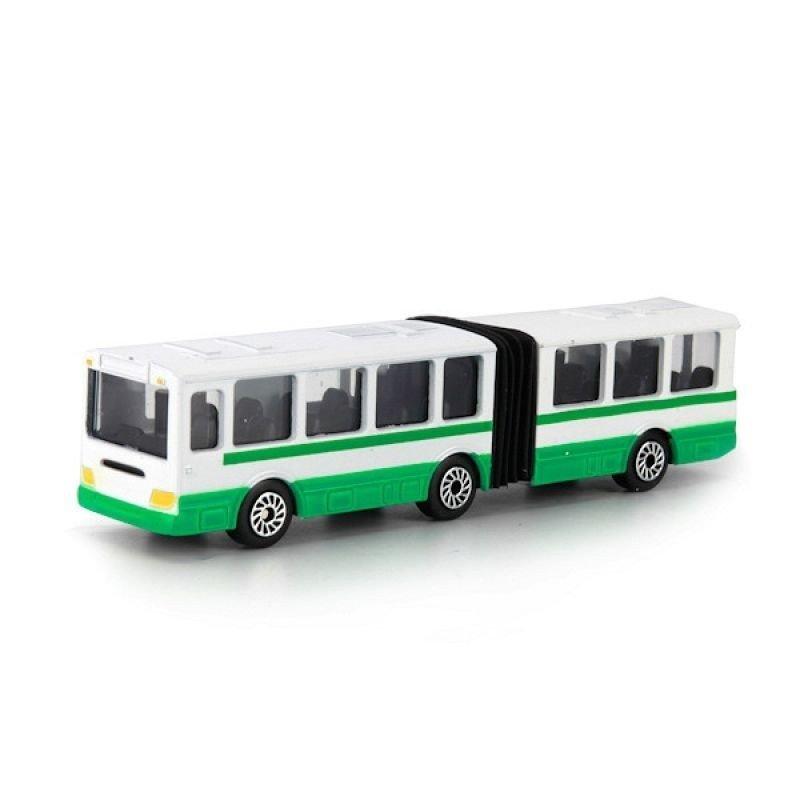 Автомодель Технопарк Автобус с гармошкой (SB-15-34-B ...