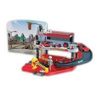 Ігровий набір Bburago Гараж Ferrari 2 рівня, 1 машинка (18-31231)