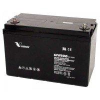 Аккумуляторная батарея Vision FM 12V 100Ah