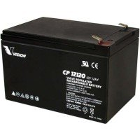 Аккумуляторная батарея Vision CP 12V 12Ah (CP12120)