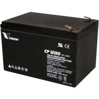 Акумуляторна батарея Vision CP 12V 12Ah (CP12120)