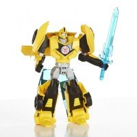 Игрушка HASBRO TRANSFORMERS Транформер Bumblebee - Воины: Роботы под прикрытием (B0070_B0907)