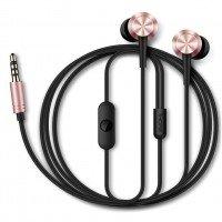 Навушники 1MORE E1009 Piston Fit Mic Pink (E1009-PK)