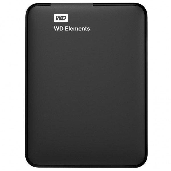 Купить Жесткий диск WD 2.5 USB 3.00 1TB 5400rpm Elements Portable