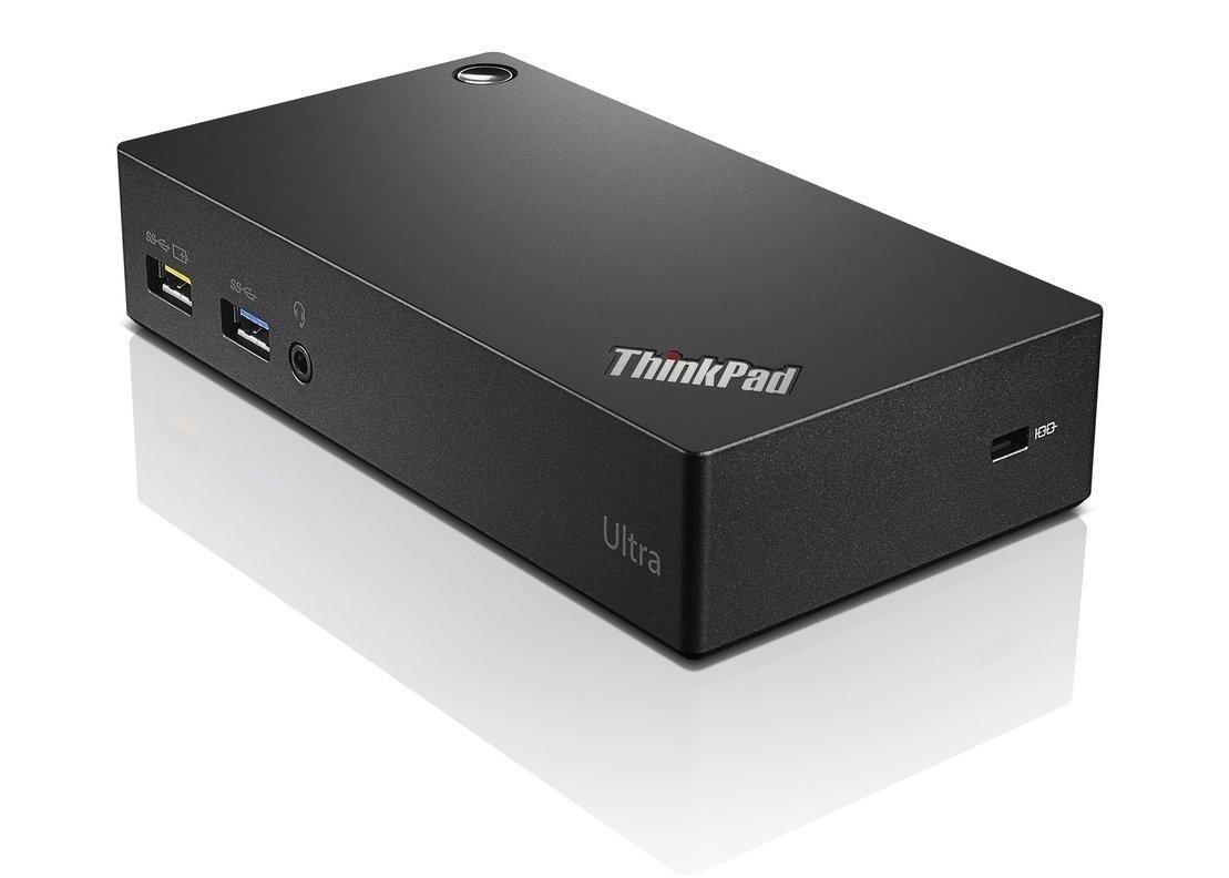 Док-станція Lenovo ThinkPad USB 3.0 Ultra Dock фото1