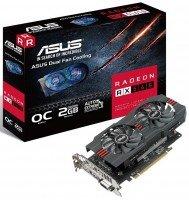 Відеокарта ASUS Radeon RX 560 2GB DDR5 OC (RX560-O2G)