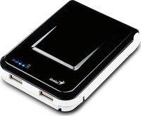 Портативный аккумулятор GENIUS ECO-u1000 10400mAh Black