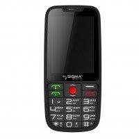 Мобильный телефон Sigma Comfort 50 Elegance Black