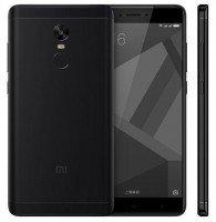 Смартфон Xiaomi Redmi Note 4 4/64Gb Black