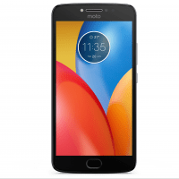 Смартфон Motorola Moto E Plus (XT1771) Iron Gray