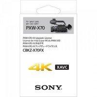Код апгрейда Sony CBKZ-X70FX (CBKZ-X70FX)