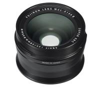 Широкоугольный конвертер Fujifilm WCL-X100 Black II (16534728)