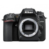 Фотоаппарат NIKON D7500 Body (VBA510AE)