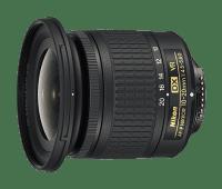 Объектив NIKON AF-P DX 10-20 mm f/4.5-5.6G VR (JAA832DA)