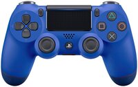 Беспроводной геймпад Dualshock 4 V2 Wave Blue для PS4 (9894155)