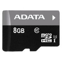 Карта памяти Adata microSDHC 8GB Class 10 UHS-I