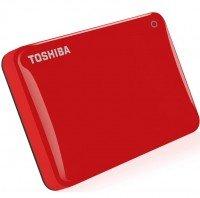 "Жесткий диск TOSHIBA HDD USB3 500GB EXT. 2.5""/RED (HDTC805ER3AA)"