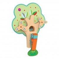Настенная игрушка Oribel VERITIPLAY Занятый Дятел (OR802-90001)