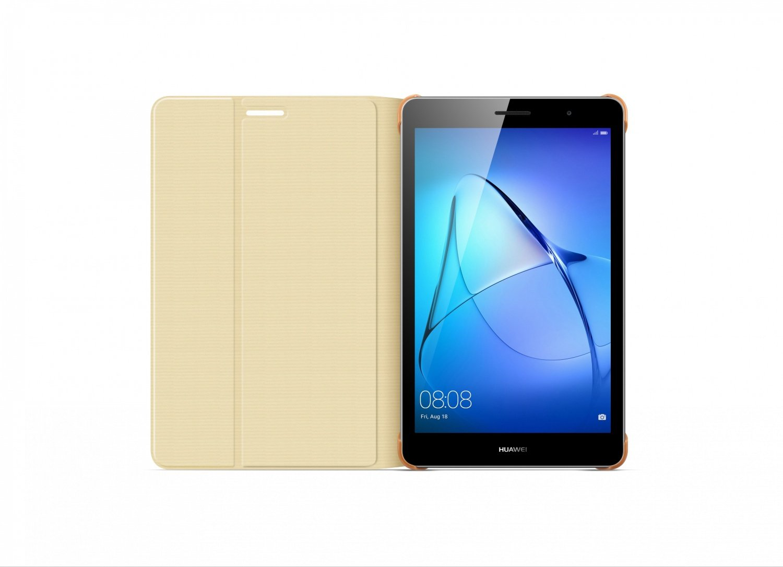 designer fashion 12e3b a6ada Чехол для Huawei MediaPad T3 8 flip cover brown
