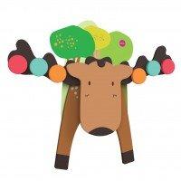 Настенная игрушка Oribel VERITIPLAY Лось Гуфи (OR805-90001)