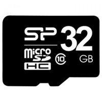 Карта памяти Silicon Power microSDHC 32GB Class 10