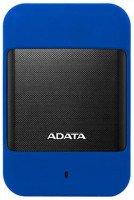 Жесткий диск ADATA HD700 External Hard Drive 2TB BLUE COLOR BOX (AHD700-2TU3-CBL)