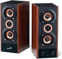 Акустическая система 2.0 Genius SP-HF800A Wood (31730997100)