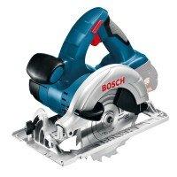 Аккумуляторная циркулярная пила Bosch GKS 18 V-LI (без аккумулятора и зарядного устройства) (060166H006)