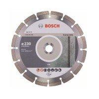 Круг алмазный отрезной Bosch Standart for Concrete 230х2,3 (2608602200)