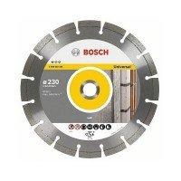 Круг алмазный отрезной Bosch Professional for Universal 230х2,3 (2608602195)