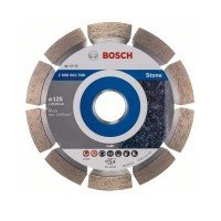Круг алмазный отрезной Bosch Professional for Stone 125х1,6 (2608602598)