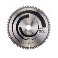 Пильный диск Bosch Multi Material 254x30 80z (2608640450)