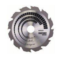 Пильный диск Bosch Optiline Wood 190x30 12z (2608640633)