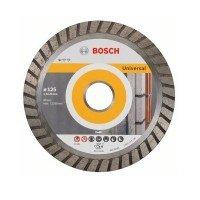 Круг алмазный отрезной Bosch Professional for Universal Turbo 125х2,0 (2608602394)