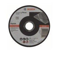 Отрезной круг по нержавейке Bosch 125х1,0 (2608603171)