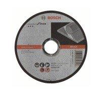 Отрезной круг по нержавейке Bosch 125х1,6 (2608603172)