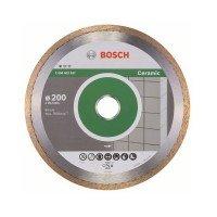 Круг алмазный отрезной Bosch Professional for Ceramic 200х1,6 (2608602537)