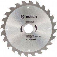Пильный диск Bosch ECO WO 190x30 24z (2608644376)
