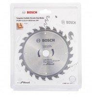 Пильный диск Bosch ECO WO 160x20 24z (2608644373)