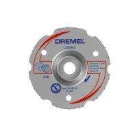 Диск для резки заподлицо Dremel для DSM20 (2615S600JA)