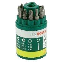 Набор бит Bosch 9 шт. (2607019452)