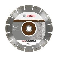 Круг алмазный отрезной Bosch Standart for Abrasive 115х1,6 (2608602615)