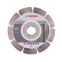Круг алмазный отрезной Bosch Standart for Concrete 125х1,6 (2608602197)
