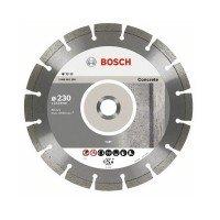 Круг алмазный отрезной Bosch Standard for Concrete 230х2,3 (2608603243)