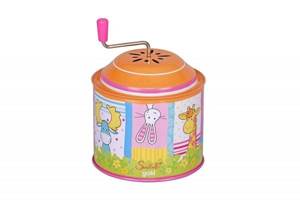 Купить Музыкальный инструмент goki Детская шарманка Susibelle (53836G)