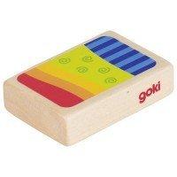 Музыкальный инструмент goki Шейкер (61940G)