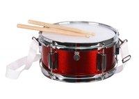 Музыкальный инструмент goki Барабан красный (14013G)
