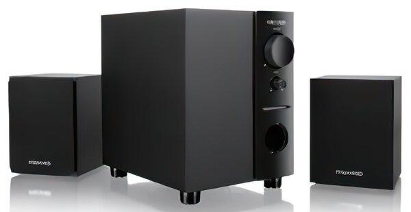Купить Компьютерная акустика, Акустическая система 2.1 MICROLAB M-109 black (M-109)